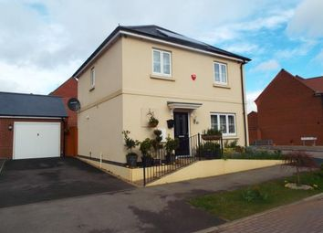 Thumbnail 3 bed detached house for sale in Long Meadow Way, Birstall, Leicester, Leicestershire