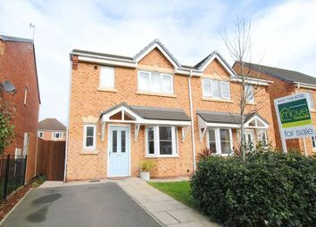 Thumbnail 3 bedroom semi-detached house for sale in Southampton Drive, Cressington Heath, Liverpool