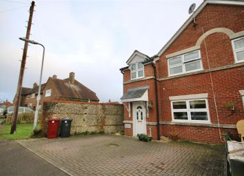 Thumbnail 3 bed end terrace house for sale in Covington Road, Emsworth