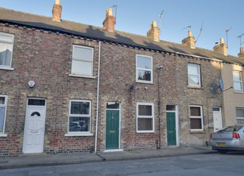 Thumbnail 2 bedroom terraced house for sale in Bromley Street, York