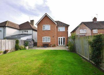 Thumbnail 4 bedroom detached house for sale in Church Road, Pembury, Tunbridge Wells