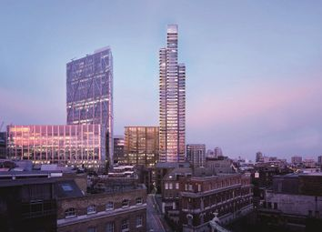 1 bed maisonette for sale in Principal Tower, Shoreditch High Street, London E1
