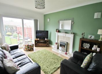 Thumbnail 3 bed semi-detached house for sale in Crawford Avenue, Roe Green, Worsley
