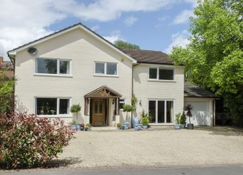 Thumbnail 5 bed detached house for sale in Landford, Salisbury