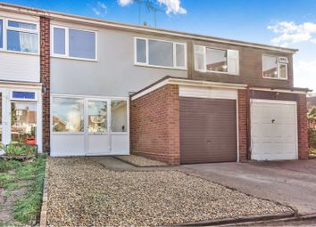 Thumbnail 3 bed terraced house for sale in Stuart Close, Southend-On-Sea