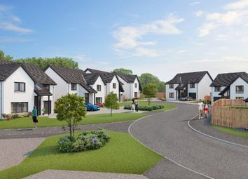 Thumbnail 4 bed detached house for sale in Darnley Hill, Auchterarder, Perthshire