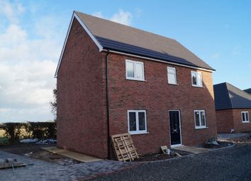Thumbnail 3 bed detached house for sale in Greenhedges Close, Rushwick, Worcester