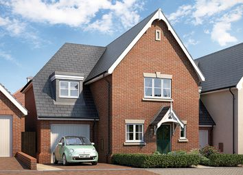 "Thumbnail 4 bed property for sale in ""The Pembroke"" at Church Road, Stansted"