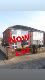 Thumbnail 3 bed semi-detached bungalow to rent in St. Nicholas Drive, Grimsby