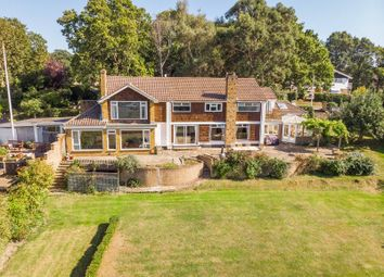 Thumbnail 5 bed detached house for sale in Thornton Avenue, Warsash