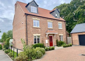 4 bed detached house for sale in Pitomy Drive, Collingham, Newark NG23