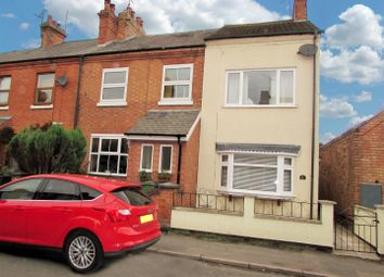 Thumbnail 3 bed terraced house for sale in John Street, Enderby, Leicester