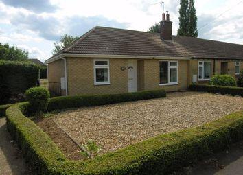 Thumbnail 2 bed terraced bungalow to rent in Olivia Road, Brampton, Huntingdon, Cambridgeshire