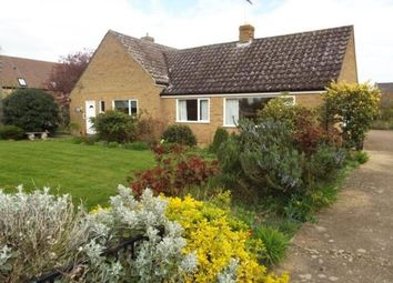 Thumbnail 4 bedroom detached bungalow to rent in The Green, Boughton, King's Lynn