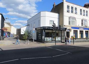 Thumbnail Commercial property for sale in 117 & 117A High Street, Penge, London