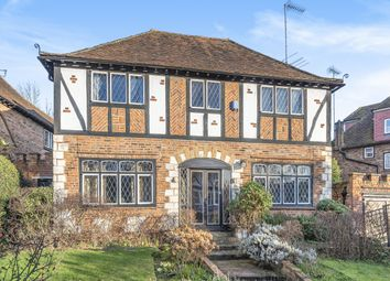 Thumbnail 4 bedroom detached house for sale in Holden Road, North Finchley, London