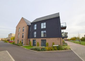Thumbnail 2 bed flat for sale in Vicarage Way, Trumpington, Cambridge