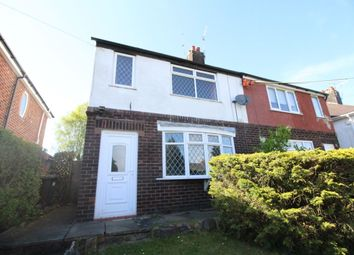 Thumbnail 3 bed semi-detached house for sale in Newpool Road, Knypersley, Stoke-On-Trent