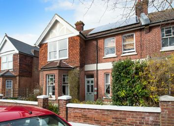 Thumbnail 4 bed semi-detached house for sale in Mayfield Place, Eastbourne