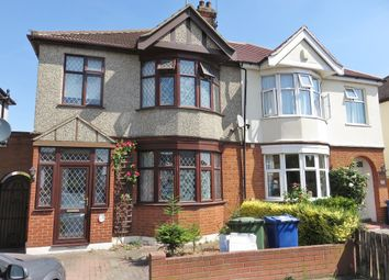 Thumbnail 3 bed semi-detached house to rent in Lenmore Avenue, Grays