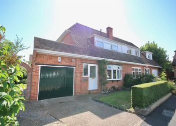 Thumbnail 3 bed semi-detached house for sale in Talbot Close, Bedhampton, Havant