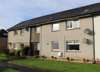 Thumbnail 1 bed flat for sale in Park Terrace, Cardross, Dumbarton, Argyll And Bute