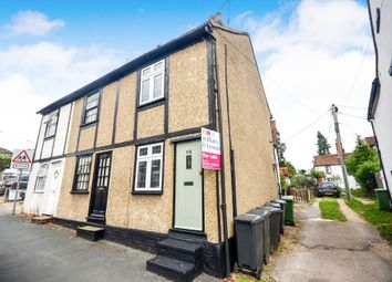 Thumbnail 1 bedroom end terrace house for sale in Church Street, Bocking, Braintree