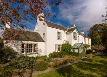Thumbnail 4 bed detached house for sale in St Lawrence House, West Road, Haddington