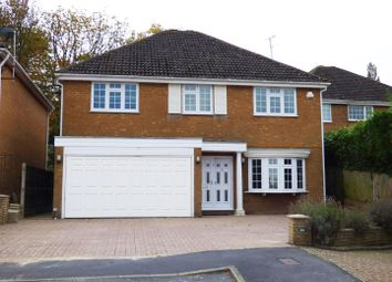 Thumbnail 5 bed property to rent in Alwyn Close, Elstree, Borehamwood