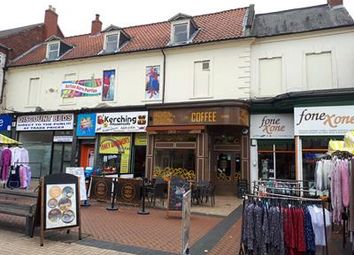 Thumbnail Commercial property for sale in Multi-Let Retail Investment Property, 60-66 Bridge Street, Worksop, Nottinghamshire