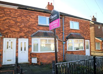Thumbnail 2 bed terraced house for sale in Kathleen Road, Hull, East Riding Of Yorkshire