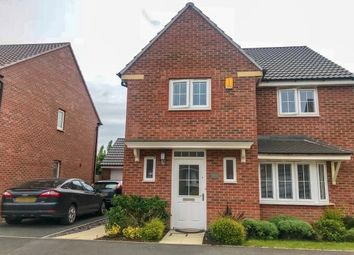 Thumbnail 4 bed property to rent in Kenbrook Road, Hucknall, Nottingham