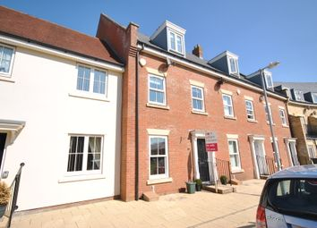 Thumbnail 4 bedroom town house for sale in Britten Crescent, Witham
