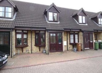 Thumbnail 2 bedroom terraced house to rent in Hythegate, Werrington, Peterborough