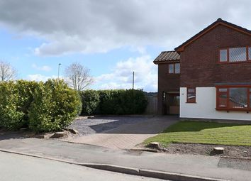 Thorley Drive, Cheadle, Stoke-On-Trent ST10. 4 bed detached house for sale
