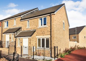 3 bed end terrace house for sale in Lapwing Close, Houndstone, Yeovil BA22