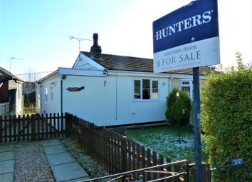 Thumbnail 1 bed end terrace house for sale in Kent Avenue, Theddlethorpe, Mablethorpe