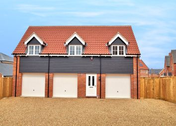 Thumbnail 2 bed flat for sale in Plot 87, Staithe Place, Wells-Next-The-Sea