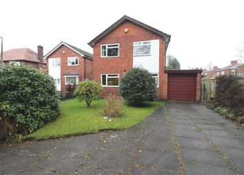 Thumbnail 4 bed detached house for sale in Lyntonvale Avenue, Gatley, Cheadle, .