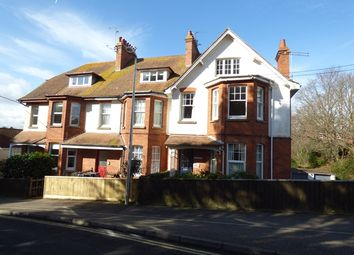 Thumbnail 3 bed flat to rent in Station Road, Budleigh Salterton