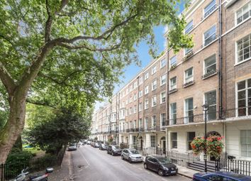 Thumbnail 3 bed flat for sale in Montagu Square, London