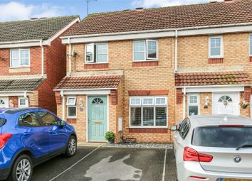 Thumbnail 3 bed end terrace house for sale in Narborough Court, Beverley