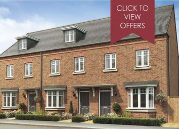 "Thumbnail 3 bed end terrace house for sale in ""Kennett"" at Forest Road, Burton-On-Trent"