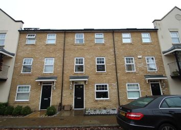 Thumbnail 4 bed terraced house to rent in Renwick Drive, Bromley