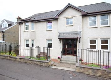 Thumbnail 2 bedroom flat for sale in Dunlop Street, Strathaven