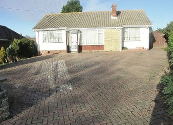 Thumbnail 3 bed detached bungalow to rent in Newbridge Way, Pennington, Nr Lymington