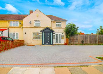 Thumbnail 4 bed end terrace house for sale in Mapleton Road, Enfield