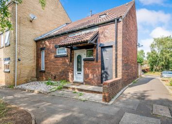 Thumbnail 3 bedroom end terrace house for sale in Cissbury Road, Northampton