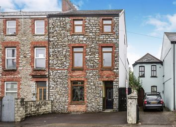 Thumbnail 5 bedroom end terrace house for sale in Llandaff Road, Pontcanna, Cardiff