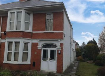 Thumbnail 3 bedroom property to rent in Manor Way, Heath, Cardiff
